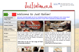www.JustItalian.co.uk